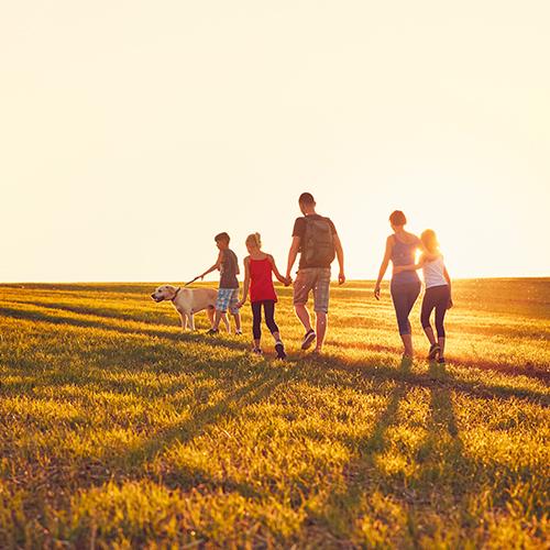 Ehe und Familie leben