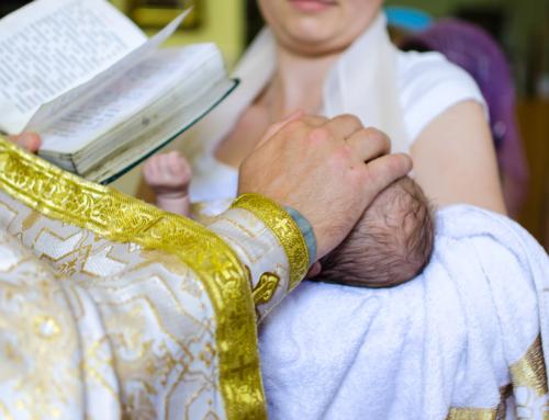 Lesungen & Evangelien für die heilige Taufe